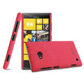 IMAK Cowboy Shell Hard Case Cover for Nokia Lumia 720 - Rose (High transparent screen protector)
