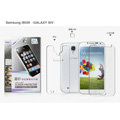 Nillkin Anti-scratch Frosted Scrub Screen Protector Film Set for Samsung GALAXY S4 I9500 SIV
