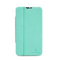 Nillkin Fresh leather Case button Holster Cover Skin for ZTE U887 - Green