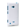 Nillkin Super Matte Hard Case Skin Cover for Nokia Lumia 720 - White (High transparent screen protector)