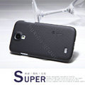 Nillkin Super Matte Hard Case Skin Cover for Samsung GALAXY S4 I9500 SIV - Black (High transparent screen protector)