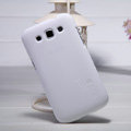 Nillkin Super Matte Hard Case Skin Cover for Samsung i8552 Galaxy Win - White (High transparent screen protector)