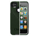 Original Otterbox Commuter Case Cover Shell for iPhone 4G 4S - Green