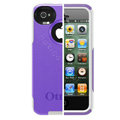 Original Otterbox Commuter Case Cover Shell for iPhone 4G 4S - Purple