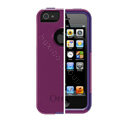 Original Otterbox Commuter Case Cover Shell for iPhone 5 - Purple
