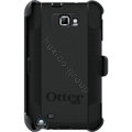 Original Otterbox Defender Case Cover Shell for Samsung Galaxy Note i9220 N7000 i717 - Black