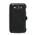 Original Otterbox Defender Case Cover Shell for Samsung Galaxy SIII S3 I9300 I9308 I939 I535 - Black