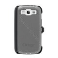 Original Otterbox Defender Case Cover Shell for Samsung Galaxy SIII S3 I9300 I9308 I939 I535 - Gray
