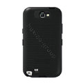 Original Otterbox Defender Case Cover Shell for Samsung N7100 GALAXY Note2 - Black