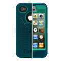 Original Otterbox Defender Case Cover Shell for iPhone 4G 4S - Blue Green