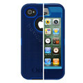 Original Otterbox Defender Case Cover Shell for iPhone 4G 4S - Blue