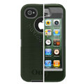 Original Otterbox Defender Case Cover Shell for iPhone 4G 4S - Green