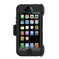 Original Otterbox Defender Case Cover Shell for iPhone 5 - Black