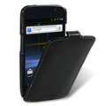 Melkco Flip leather Cases Luxury Holster Covers for Samsung i9250 GALAXY Nexus - Black