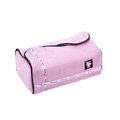 Hello Kitty Auto Car Tissue Box Plush Cotton Brand - Pink
