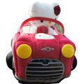 Hello Kitty Auto Car Tissue Box Plush Cotton Cartoon - Rose