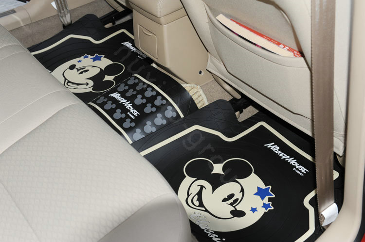 Buy Wholesale Mickey Mouse Universal Automobile Carpet Car