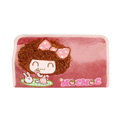 Mocmoc Auto Car Tissue Box Plush Cotton Cartoon - Pink