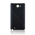 Original Battery Back Cover For Samsung Galaxy Note i9220 N7000 i717 - Black