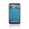 Original Front Cover For Samsung Galaxy Note i9220 N7000 i717 - Black