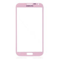 Original Glass Lens For Samsung N7100 GALAXY Note2 - Pink