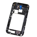 Original Middle Board For Samsung N7100 GALAXY Note2 - Black