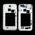 Original Middle Board For Samsung N7100 GALAXY Note2 - White