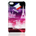 Betakin Silicone Hard Cases Covers for iPhone 5C - Rose