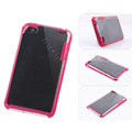 s-mak soft hard cases covers for iPhone 5C - Red
