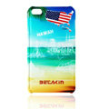 Betakin Silicone Hard Cases Covers for iPhone 5S - Green