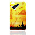Betakin Silicone Hard Cases Covers for iPhone 5S - Yellow