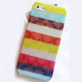 Coach Painting Hard Case matte Cover Skin for iPhone 5S - Color