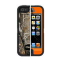 Original Otterbox Defender Case AP Blazed Cover Shell for iPhone 5S - Orange