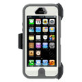 Original Otterbox Defender Case Cover Shell for iPhone 5S - Gray