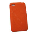 s-mak Silicone Cases covers for iPhone 5S - Orange