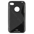 s-mak Tai Chi cases covers for iPhone 5S - Black