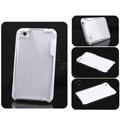 s-mak soft hard cases covers for iPhone 5S - White