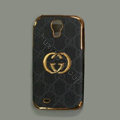 GUCCI leather Case Hard Back Cover for Samsung GALAXY NoteIII 3 - Black