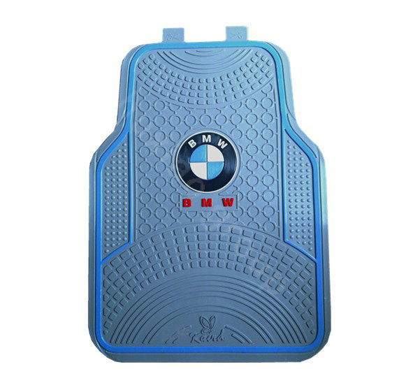 Buy Wholesale Bmw Logo Universal Automobile Carpet Car Floor Mats Set Rubber 5pcs Sets Blue