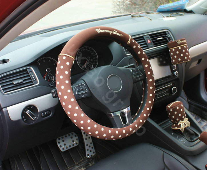 Buy wholesale dot lace car use interior decoration auto - Inside car decorating ideas ...