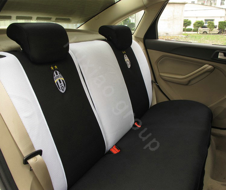 Buy Wholesale Juventus Universal Auto Car Seat Cover Set