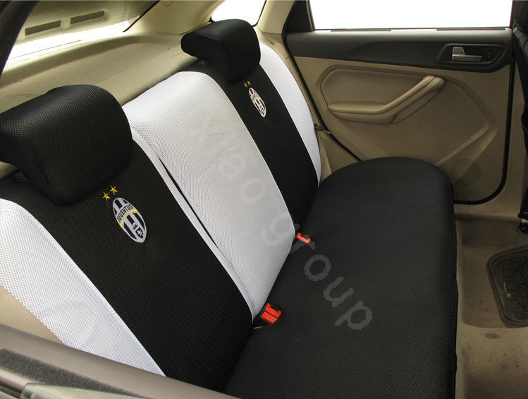 Buy Wholesale Juventus Universal Auto Car Seat Cover Set