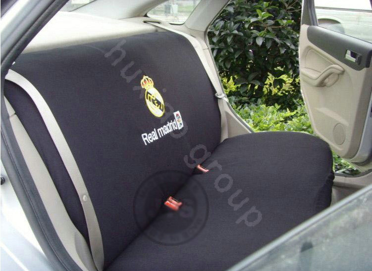 Buy Wholesale Real Madrid Car Seat Covers Sets Four