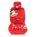 Buy Wholesale Universal Plush Paul Frank Car Seat Cover Auto