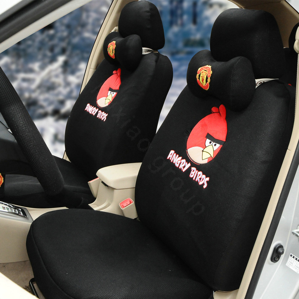 Buy Wholesale OULILAI Angry birds Universal Automobile Car Seat ...