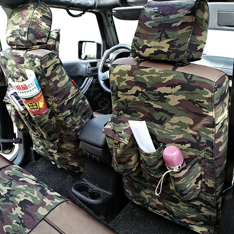 buy wholesale transformers autobot customized camo auto car seat covers 10pcs sets for jeep. Black Bedroom Furniture Sets. Home Design Ideas