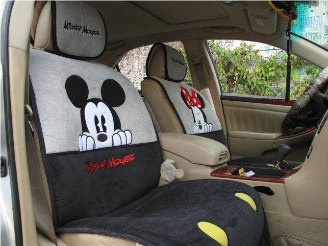 Mickey Mouse Auto Seat Covers Pictures To Pin On Pinterest