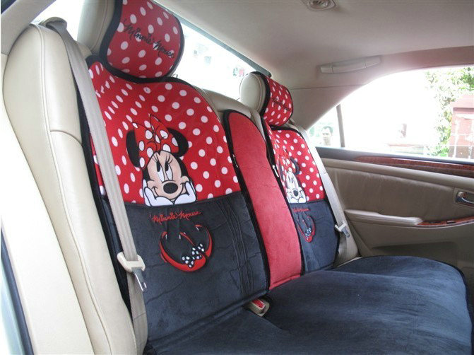 Minnie Mouse Booster Seat Walmart Baby Car Covers