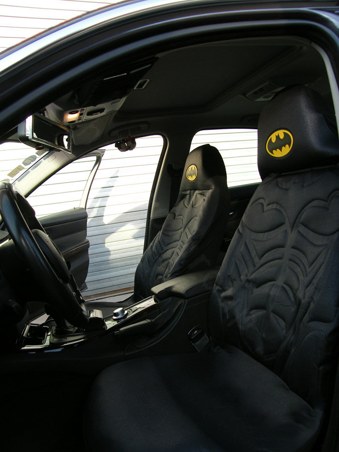 Whole High Quality Classic Universal Batman Auto Car Seat