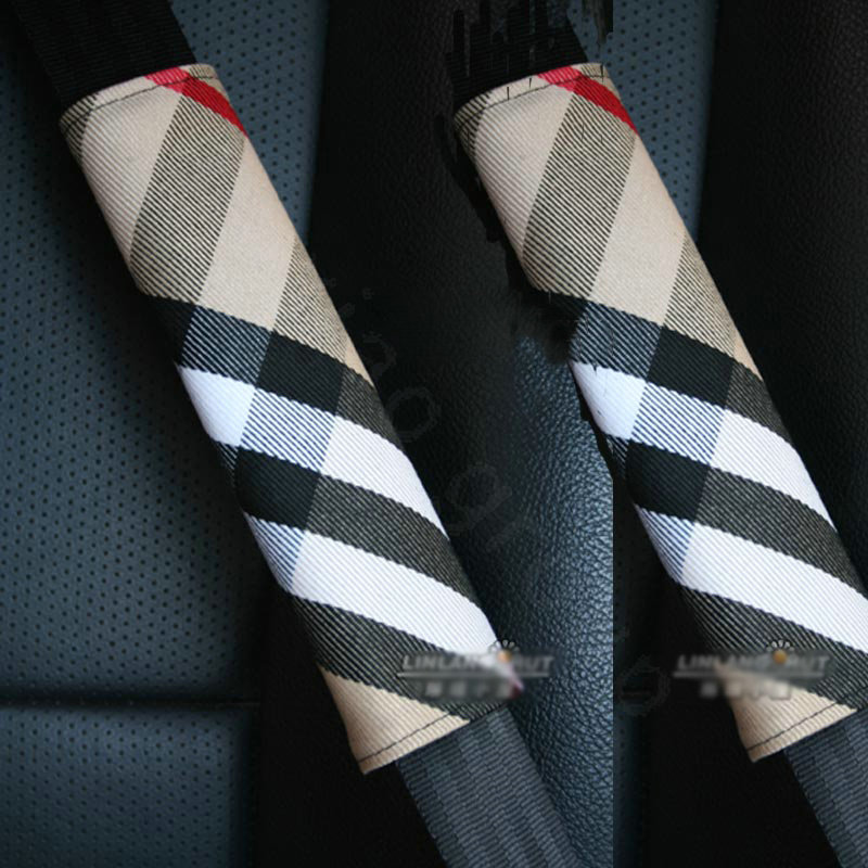 Buy wholesale classic burberry grid ice silk automotive - Burberry fabric for car interior ...